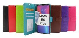 billigamobilskydd.seCrazy Horse Wallet Motorola Moto E6 Plus