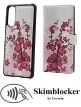 CoverInSkimblocker Magnet Designwallet Sony Xperia 5 II