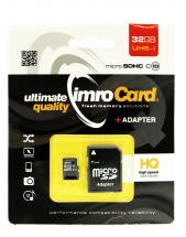 billigamobilskydd.seImro Micro SD Minneskort 32 GB