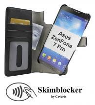 CoverInSkimblocker Magnet Fodral Asus ZenFone 7 Pro (ZS671KS)