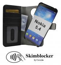 CoverInSkimblocker Magnet Fodral Nokia 5.4