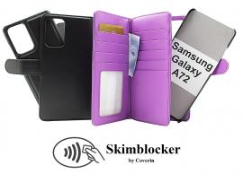CoverInSkimblocker XL Magnet Fodral Samsung Galaxy A72 (A725F/DS)