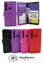 billigamobilskydd.seSkimblocker Plånboksfodral Samsung Galaxy A9 2018 (A920F/DS)
