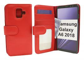 CoverInPlånboksfodral Samsung Galaxy A6 2018 (A600FN/DS)