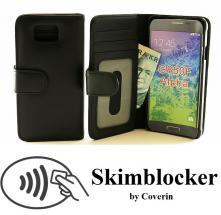 CoverInSkimblocker Plånboksfodral Samsung Galaxy Alpha (G850F)