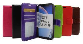 billigamobilskydd.seCrazy Horse Wallet ZTE Blade A7 2019