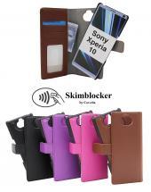 billigamobilskydd.seSkimblocker Magnet Wallet Sony Xperia 10