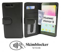 CoverInSkimblocker Plånboksfodral Huawei Honor 9 (STF-L09)