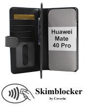 CoverInSkimblocker XL Wallet Huawei Mate 40 Pro