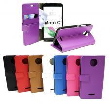 billigamobilskydd.seStandcase Wallet Moto C (xt1754)