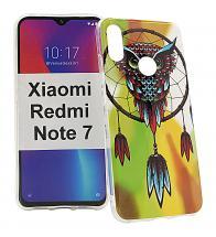 billigamobilskydd.seDesignskal TPU Xiaomi Redmi Note 7