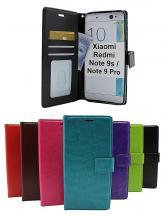 billigamobilskydd.seCrazy Horse Wallet Xiaomi Redmi Note 9s / Note 9 Pro