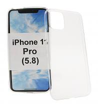 billigamobilskydd.seUltra Thin TPU skal iPhone 11 Pro (5.8)