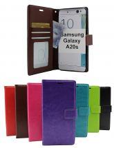 billigamobilskydd.seCrazy Horse Wallet Samsung Galaxy A20s (A207F/DS)
