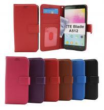billigamobilskydd.seNew Standcase Wallet ZTE Blade A512