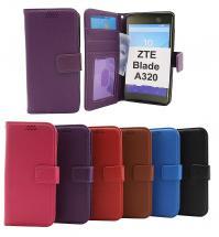 billigamobilskydd.seNew Standcase Wallet ZTE Blade A320