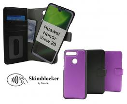 billigamobilskydd.seSkimblocker Magnet Wallet Huawei Honor View 20