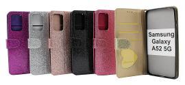 billigamobilskydd.seStandcase Glitter Wallet Samsung Galaxy A52 / A52 5G / A52s 5G