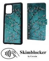 CoverInSkimblocker Magnet Designwallet Samsung Galaxy S10 Lite (G770F)