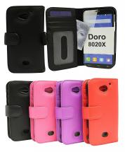 CoverInPlånboksfodral Doro 8020X