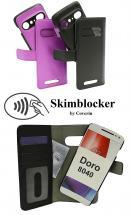 billigamobilskydd.seSkimblocker Magnet Wallet Doro 8040