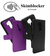 CoverInSkimblocker Magnet Fodral LG G7 ThinQ (G710M)