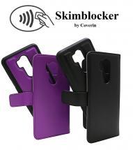 CoverInSkimblocker Magnet Fodral LG G7 Fit (LMQ850)