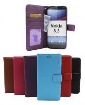 billigamobilskydd.seNew Standcase Wallet Nokia 8.3