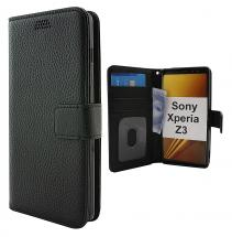 billigamobilskydd.seNew Standcase Wallet Sony Xperia Z3 (D6603)