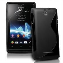 billigamobilskydd.seS-line Skal Sony Xperia E (C1605)