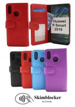 CoverInSkimblocker Plånboksfodral Huawei P Smart 2019
