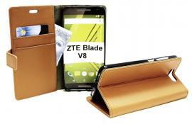billigamobilskydd.seStandcase Wallet ZTE Blade V8