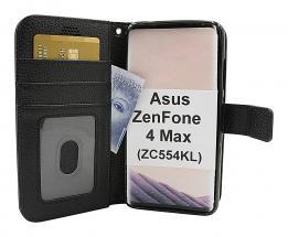 billigamobilskydd.seNew Standcase Wallet Asus ZenFone 4 Max (ZC554KL)