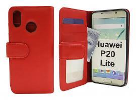 CoverInPlånboksfodral Huawei P20 Lite