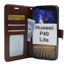 billigamobilskydd.seCrazy Horse Wallet Huawei P40 Lite