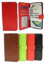 billigamobilskydd.seCrazy Horse Wallet Lenovo Moto G5 Plus (XT1683)