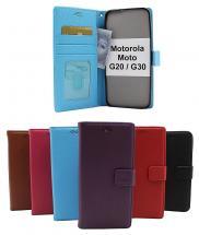 billigamobilskydd.seNew Standcase Wallet Motorola Moto G20 / Moto G30