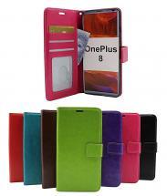 billigamobilskydd.seCrazy Horse Wallet OnePlus 8