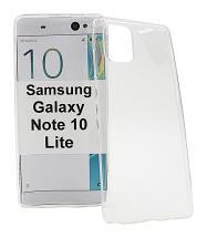 billigamobilskydd.seUltra Thin TPU skal Samsung Galaxy Note 10 Lite (N770F)
