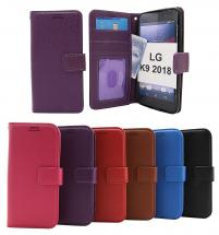 billigamobilskydd.seNew Standcase Wallet LG K9 2018 (LMX210)