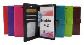 billigamobilskydd.seCrazy Horse Wallet Nokia 4.2