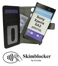 billigamobilskydd.seSkimblocker Magnet Wallet Sony Xperia XA2 (H3113 / H4113)