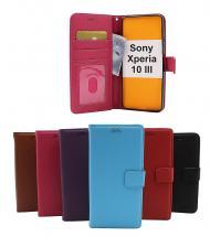 billigamobilskydd.seNew Standcase Wallet Sony Xperia 10 III (XQ-BT52)