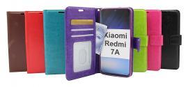billigamobilskydd.seCrazy Horse Wallet Xiaomi Redmi 7A