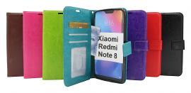 billigamobilskydd.seCrazy Horse Wallet Xiaomi Redmi Note 8
