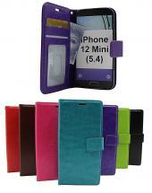 billigamobilskydd.seCrazy Horse Wallet iPhone 12 Mini (5.4)