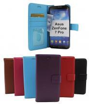 billigamobilskydd.seNew Standcase Wallet Asus ZenFone 7 Pro (ZS671KS)