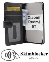 CoverInSkimblocker Plånboksfodral Xiaomi Redmi 9T