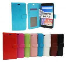 billigamobilskydd.seCrazy Horse Wallet Xiaomi Mi A1