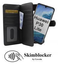 CoverInSkimblocker XL Magnet Fodral Huawei P30 Lite